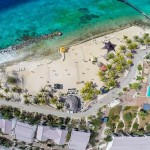 Plaza Beach Resort Aerial